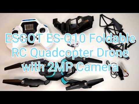 ESGOT ES-Q10 RC Quadcopter 2.4GHz with 6-Axis Gyro