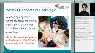 30 September 2016 Cooperative Learning Principles into Practice