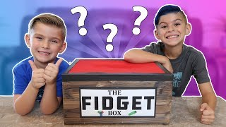 Download THERE'S A NEW FIDGET TOY IN TOWN!! Fidget Mystery Box Video