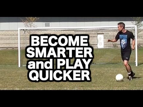 Soccer Skills vs Soccer Smarts | My top 5 soccer tips to improve speed of play and decision making