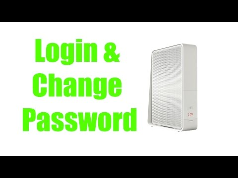 Virgin Media HUB 3 Tutorial  | Login & Change Password