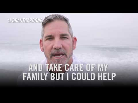 How to Get Anything You Want in Life - Grant Cardone