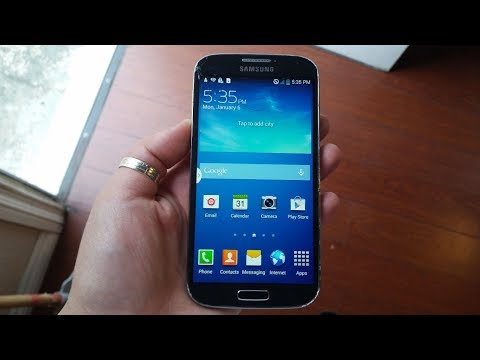 How to install clockworkmod recovery on samsung galaxy s4 i337 -