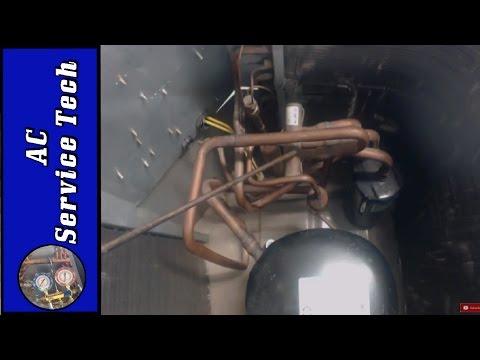 Heat Pump Operation!- Compressor, Reversing Valve, Metering Device and Refrigerant Flow