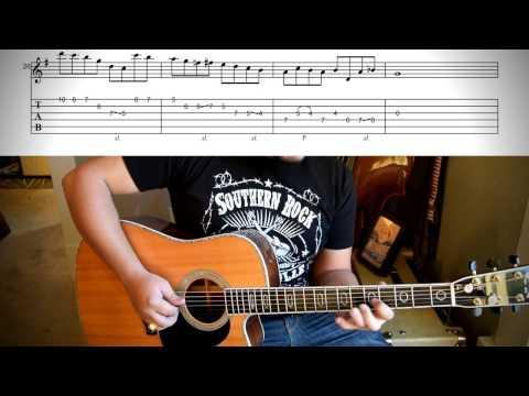 10 Advanced Bluegrass Guitar Licks