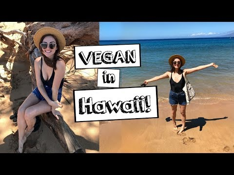 What I Ate in Hawaii + Vegan Travel Tips