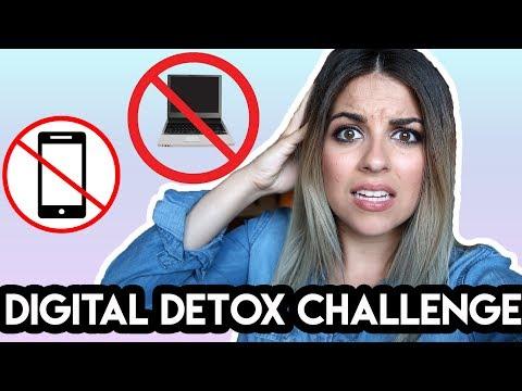 I Tried The Digital Detox Challenge