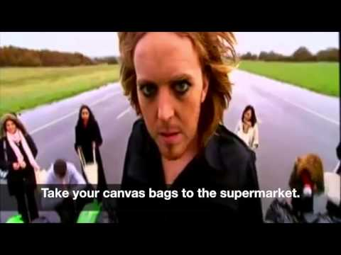 Take Your Canvas Bags (Clean Version) -- Subtitles