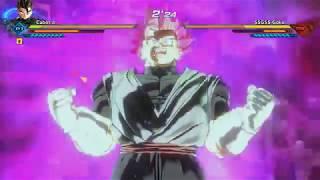 Dragon Ball Xenoverse 2 MOD | Transformation Mod - SS GOD & SS BLUE
