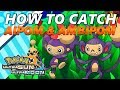 S.o.s. Catching - Pokémon Ultra Sun And Moon How To Catch & Find Ambipom & Aipom  mp3
