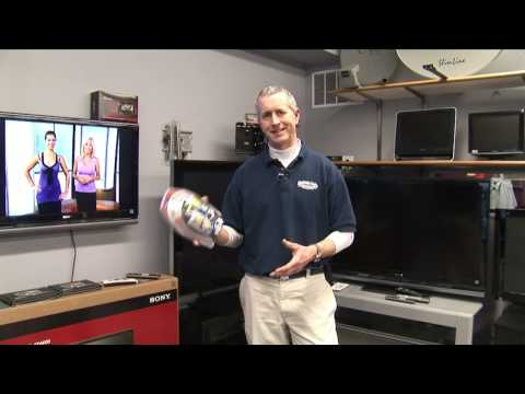 Electronics Facts : How to Clean Crayon From an LCD Screen TV