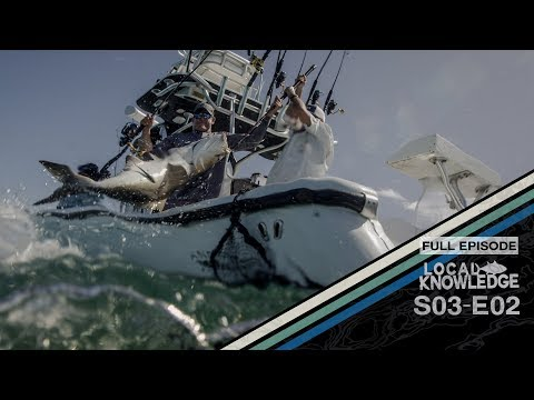 King Mackerel Fishing Florida Making Them Jump - S03 E02 Mack Attack