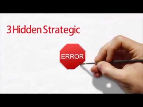 Instantly improve business - and AVOID These 3 Strategic Errors Found On Most Business Tax Returns