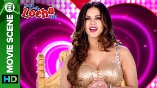 Blind dating by Sunny Leone