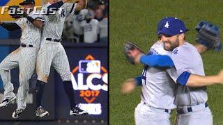10/17/17 MLB.com FastCast: ALCS tied, Dodgers up 3-0