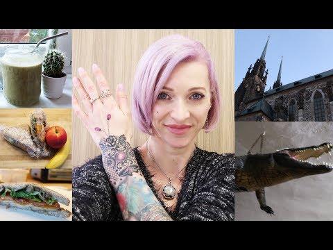 New Tattoo & What I Eat VEGAN | Vlog 1/2018