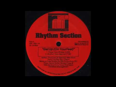 Rhythm Section - Get Up (On Your Feet) (Pulse Club Shaker)