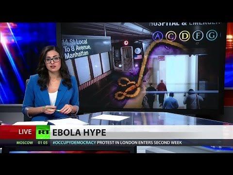 Ebola hysteria takes over New York City
