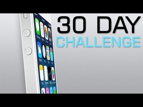 iPhone 5s 30 Day Challenge