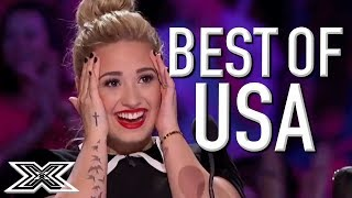 TOP 7 BEST Ever X Factor USA Auditions | X Factor Global