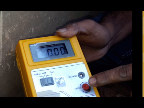 Earth resistance test by sanjaya sahoo1