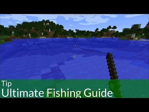 Tip: Ultimate Minecraft Fishing Guide