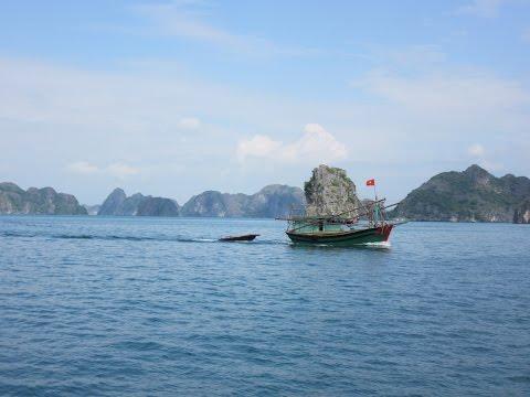 Cat Ba island & Halong Bay GoPro