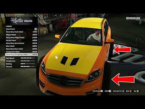 GTA 5 Online DLC Benefactor Streiter CUSTOMIZATION - NEW Unreleased Vehicles GAMEPLAY (GTA 5)
