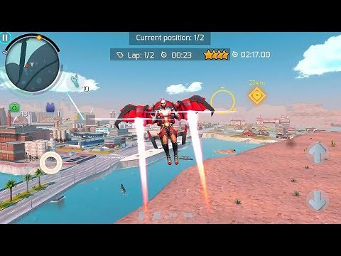 Gangstar Vegas - Jetpack Devil's Wing | Airfield Antics Mission