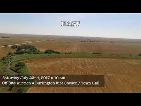 Staiger Family Land Auction - 80 Acres Burlington Oklahoma