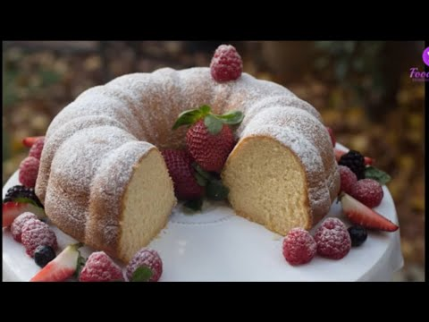 Hot Milk Cake Recipe/Vanilla Hot Milk Sponge Cake