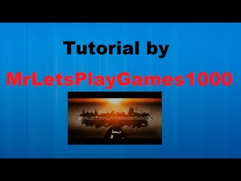 How to put PS3 Games correctly onto a USB or HDD Device Englisch [HD] German Text Tutorial