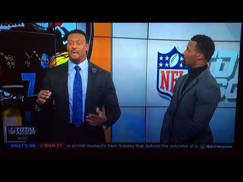Willie McGinest - 17 Points is all Steelers Need to Beat Jaguars...Yeah!