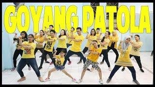 GOYANG PATOLA (PANTA BOLA) - Zuid Boyz Lesto Baco Fresh Boy L.O.D Rap Choreography by Diego Takupaz