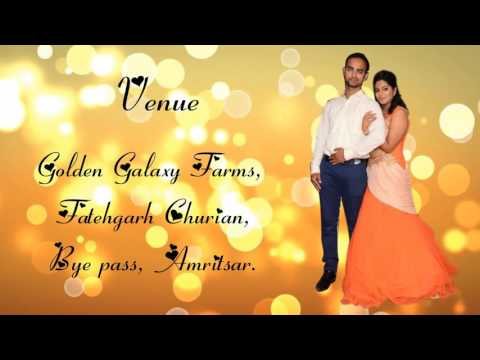 whatsapp wedding invitation