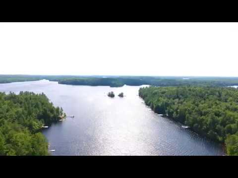 21 Fire Rte 246B, Gold Lake, ON - Real Estate Drone Video