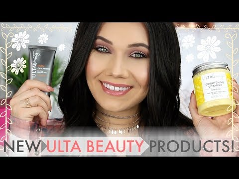 Whats NEW At ULTA Beauty! GIVEAWAY + Easy Glam Tutorial