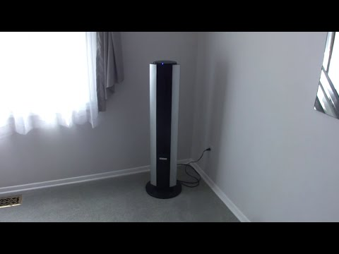 Repair a fan that doesn't spin properly (Bionaire BT440RC-CN)