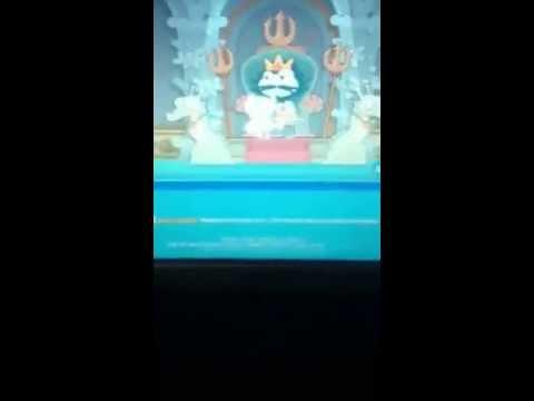 Poptropica glitch in Poseidon's castle