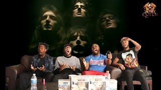 First Time Hearing Queen - Bohemian Rhapsody (Official Video) REACTION / REVIEW