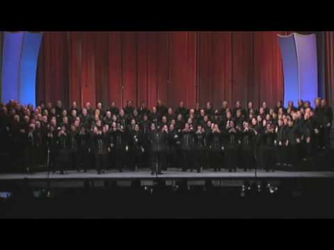 Ambassadors of Harmony-2009 International Barbershop Chorus Champions