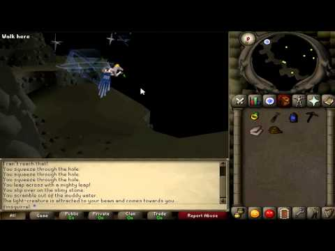 RuneScape 2007 Tears of Guthix  -Remember collect your tears! (with Eng. commentary.)