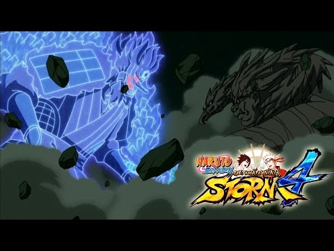 Naruto Shippuden Ultimate Ninja Storm 4 Walkthrough Part 1 (ENGLISH DUB)