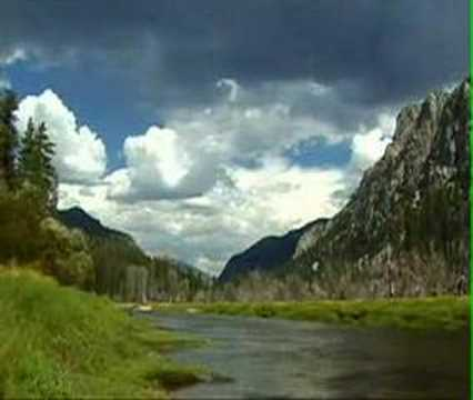 Golden Trout Wilderness Time Lapse