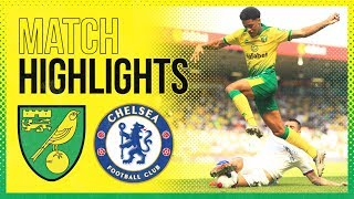 HIGHLIGHTS   Norwich City 2-3 Chelsea   City On Losing Side In 5 Goal Thriller