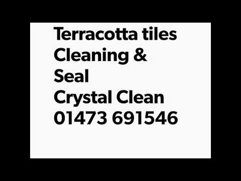 Cleaning & sealing Terracotta tiles