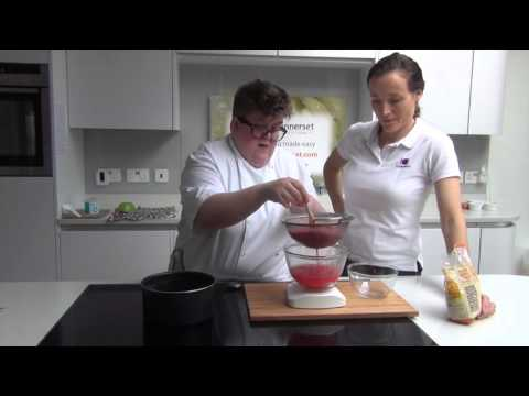 How to make rhubarb jam