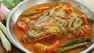 Assam Fish Head - 阿叁鱼头