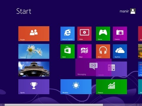 Adding User's File or My Documents icon to windows 8 Desktop