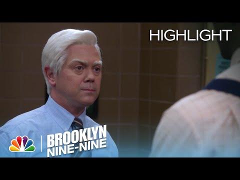 The Stress Of Jake Going To Prison Wears On Boyle | Season 4 Ep. 22 | BROOKLYN NINE-NINE